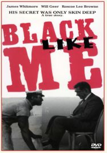 Black Like Me James Whitmore