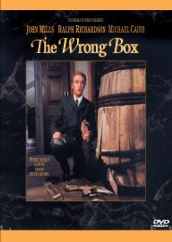Wrong Box Michael Caine
