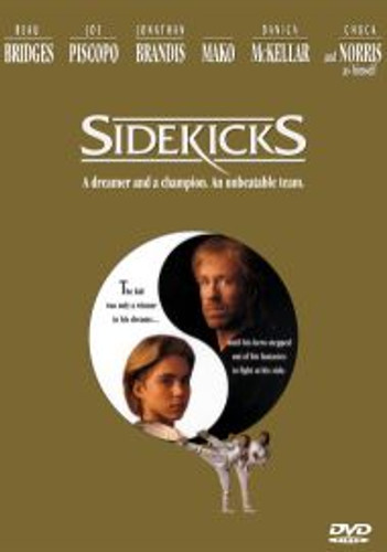 Sidekicks Beau Bridges Joe Piscopo Mako