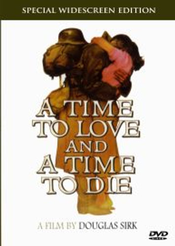 A Time to Love and A Time to Die Playable All-Regions Dvd