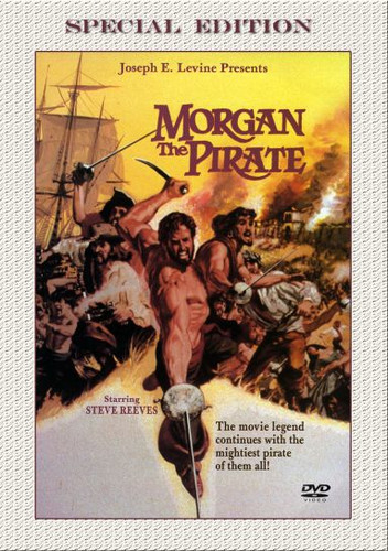 Morgan, The Pirate Dvd Free Shipping