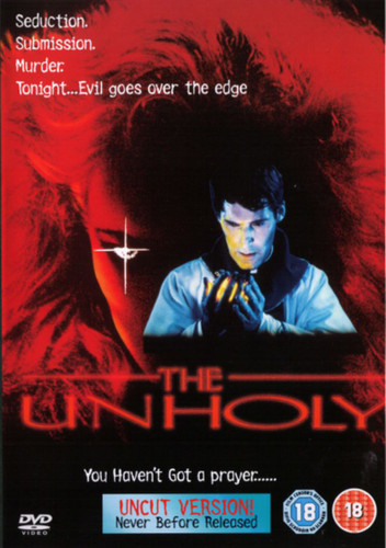 Unholy, The (Uncut Version) Very Rare