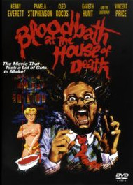 Bloodbath at the House of Death Digital Remastered Widescreen Edition Dvd