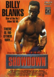 Showdown Billy Blanks Rare Actioneer Dvd