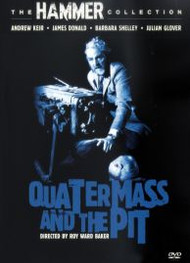 Quatermass and the Pit James Donald Widescreen Edition Playable All-Regions Dvd