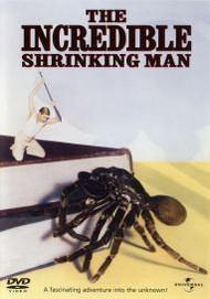 The Incredible Shrinking Man 50's Classic Sci-Fi Film Digital Remastered Dvd