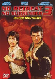 No Retreat No Surrender 3 Keith Vitali Dvd