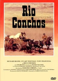 Rio Conchos Digital Remastered Widescreen Edition