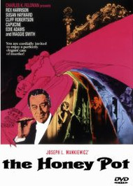 The Honey Pot Rex Harrison and Cliff Robertson Widescreen Edition