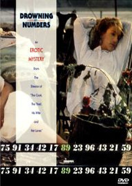Drowning By Numbers Very Rare Widescreen Edition