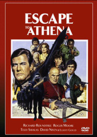 Escape to Athena Special Edition Dvd