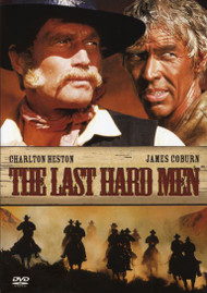 The Last Hard Men Digital Remastered Widescreen Edition Playable All-Regions Dvd