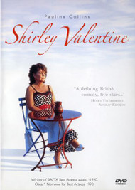 Shirley Valentine Widescreen Version Dvd Playable All-Regions
