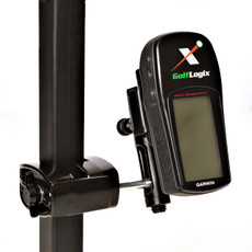 Garmin Gps Holder Mounted on Golf Cart