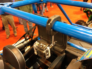 Gopro Roll Bar Mount >> Roll Bar Camera mount - Caddie Buddy