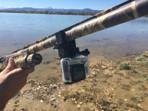 GoPro Shotgun Mount by Caddie Buddy