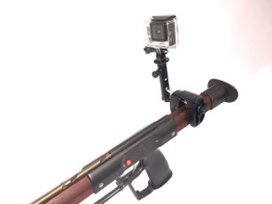 GoPro Speargun Mount