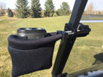 Laser Rangefinder Golf Cart Holder / Mount Pouch Mount