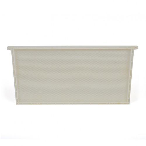Plastic Deep Frame - White 10pk