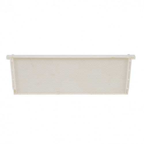 Plastic Medium Frame - White 10pk