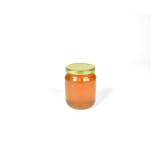Embossed Honey Jar - Small