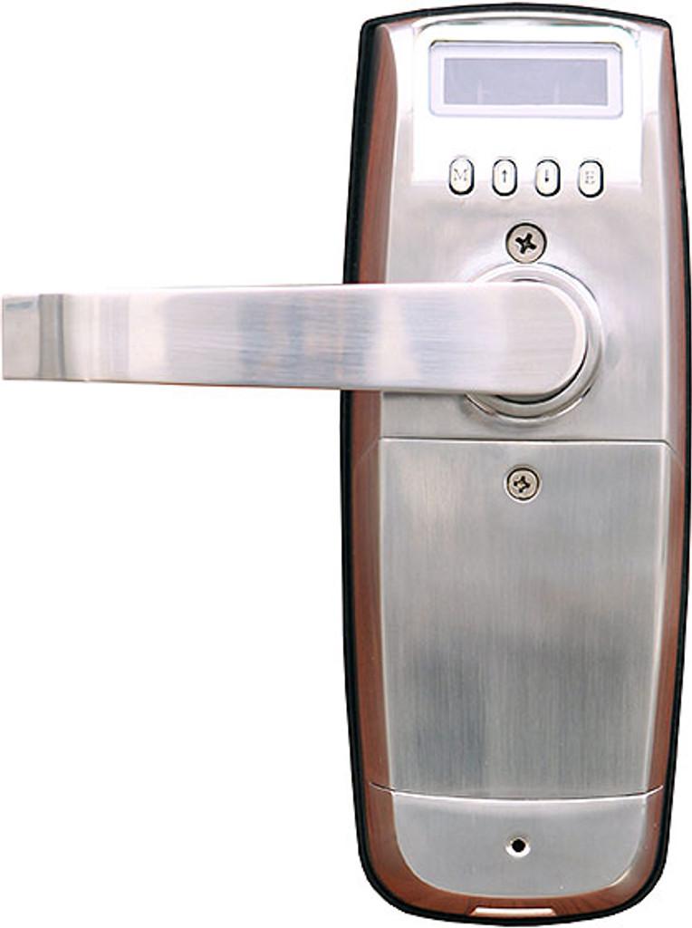 ReliTouch RT Satin Chrome Back Lock Body