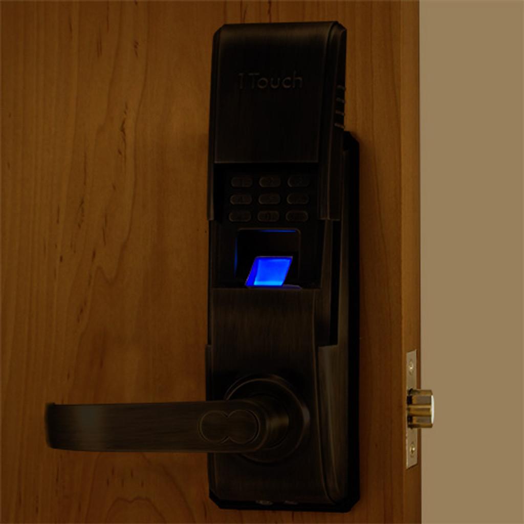 1Touch Evo3 Fingerprint Door Lock