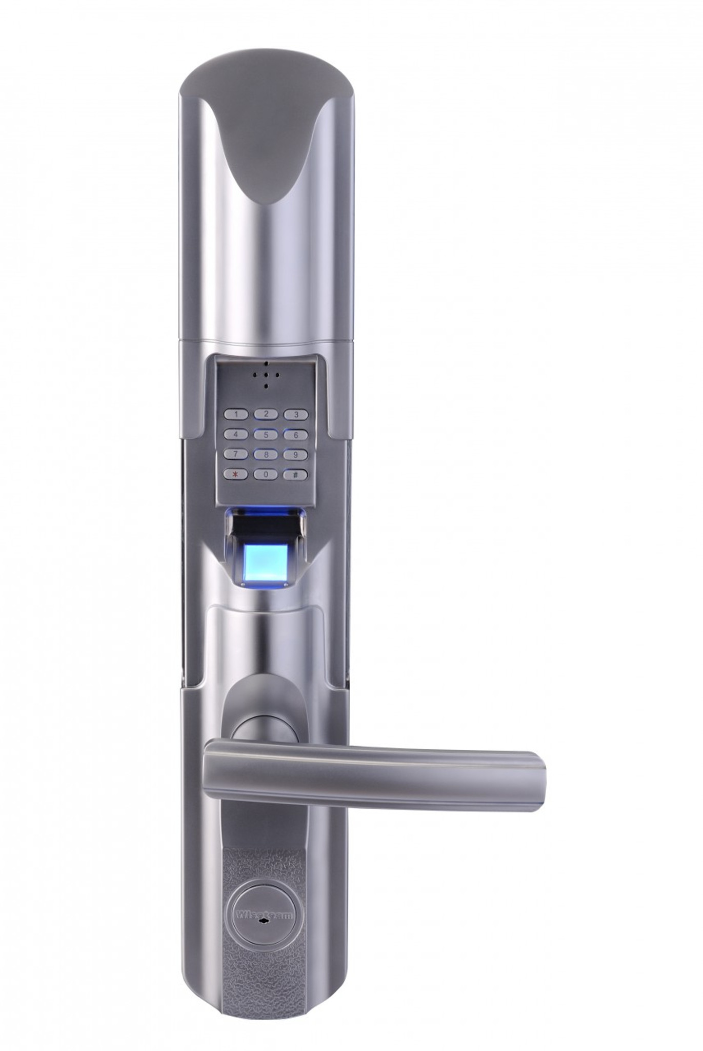 Biometric and remote control door lock 1touch xl mortise Biometric door lock