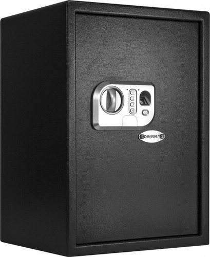 Large Barska code and fingerprint Safe