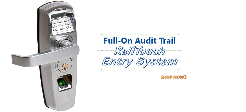 Fingerprint Door Locks And Biometric Access Controls Systems