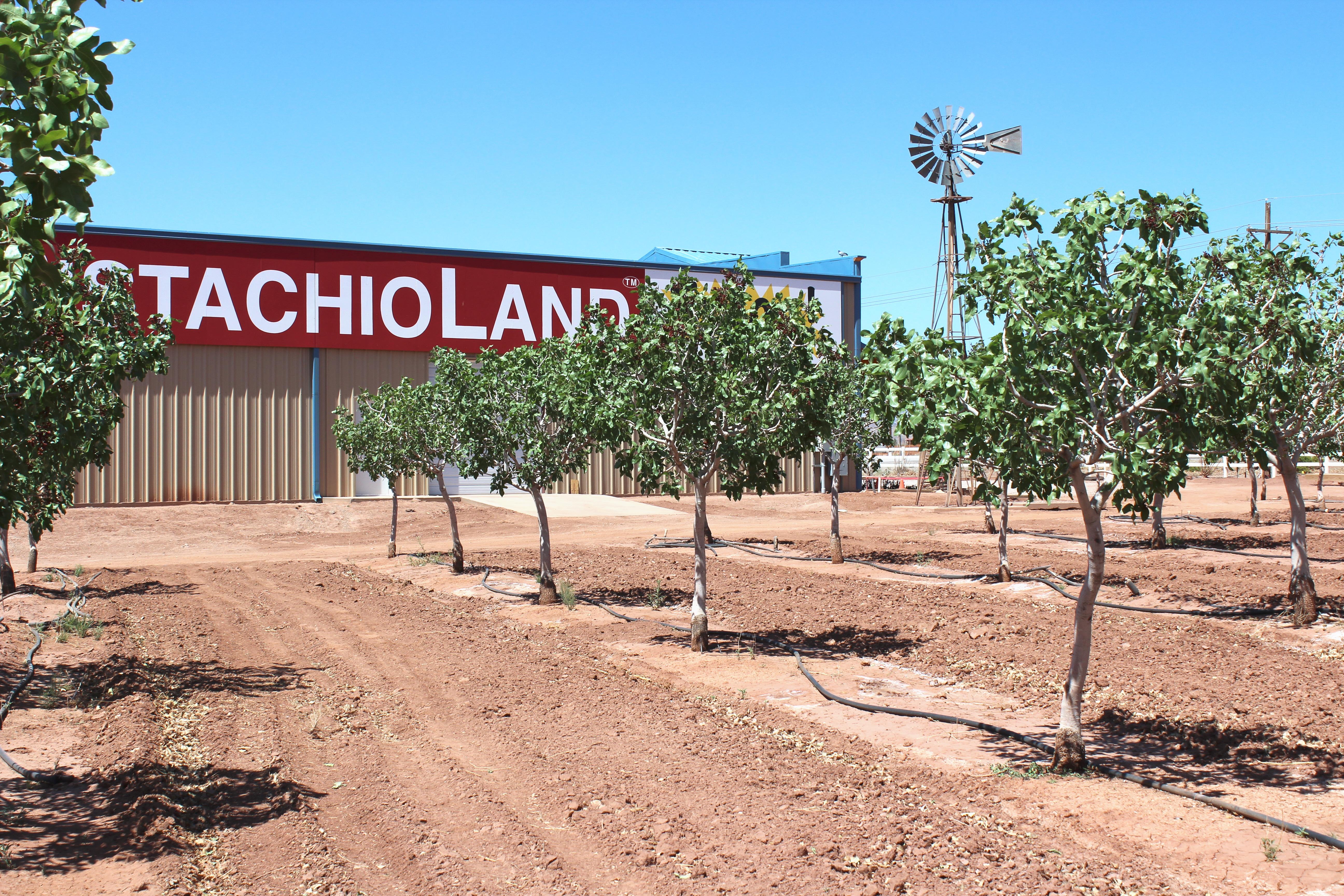 California Corporate Farm Tours