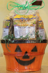 The Fall Pumpkin Basket