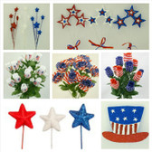 Patriotic Package (24 Pc)