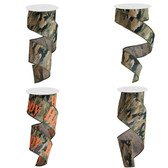 Camouflage Ribbon (12 Pc)