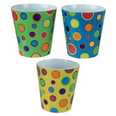 Polka Dot Containers (15 Pc)