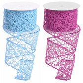 #40 Deco Web Ribbon (10 Pc)