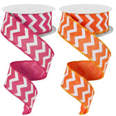 #9 Small Chevron Ribbon (15 Pc)
