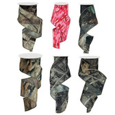 Camouflage Ribbon (15 Pc)
