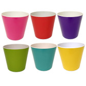 Bright Melamine Containers (36 Pc)