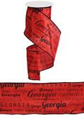 Georgia Ribbon (15 Pc)