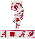 Alabama Ribbon (15 Pc)