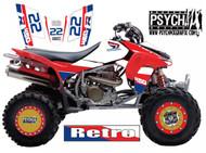 ATV Semi Custom Graphics - Retro Vintage