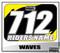 ATV Number Graphics | Black Suzuki Yellow