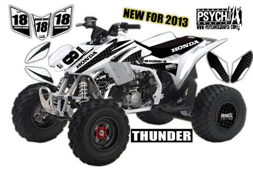 Black white thunder www psychmxgrafix com on quad