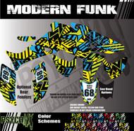 ATV Full Graphics Kit | Modern Funk