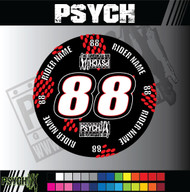 ATV Mud Plug Graphics | Psych Design