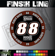 ATV Mud Plug Graphics | Finish Line Design