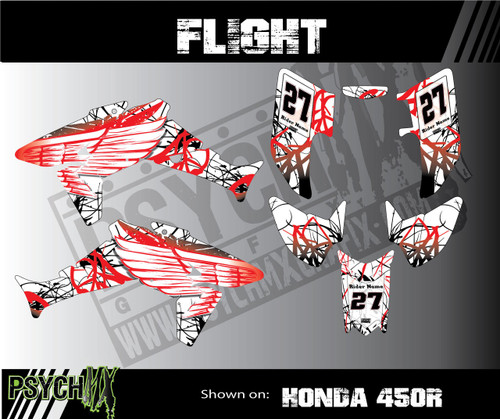 FLIGHT DESIGN | PsychMXGrafix.com