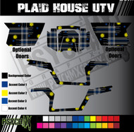 UTV Side by Side Graphics | Plaid House Design