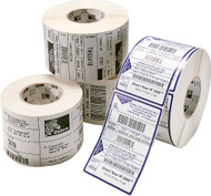 10005008 Zebra Z-Band Direct (White) 1x11 Synthetic Label 6/Case | 10005008